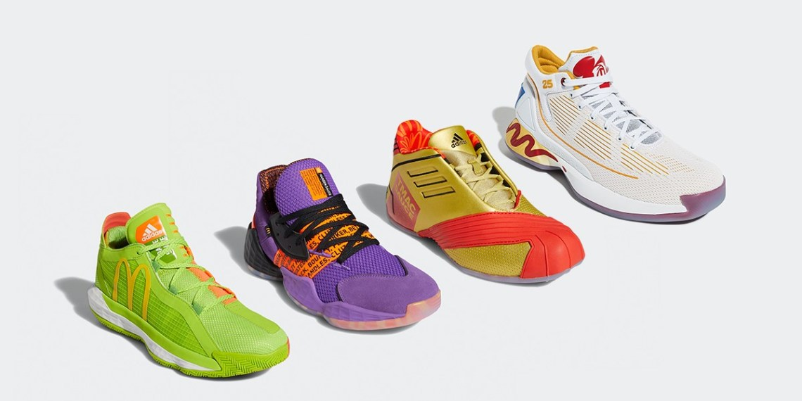 adidas Hoops x McDonald's Collection เผยโฉมมาแบบครบเซ็ต